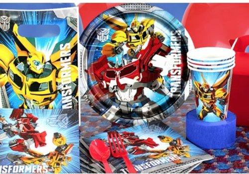 Transformers Feestartikelen