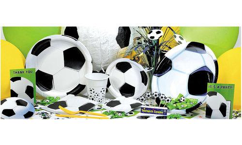 Voetbal feestartikelen