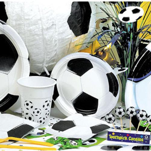 Voetbal feestartikelen & versiering