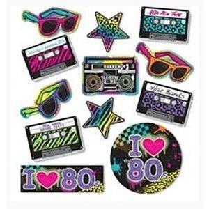80's decoratie