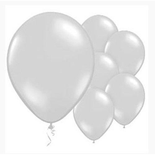 Ballonnen zilver