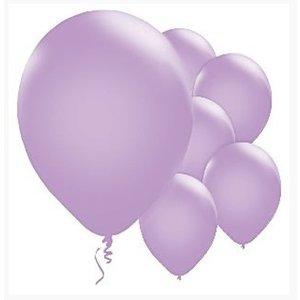 Violet metallic ballonnen