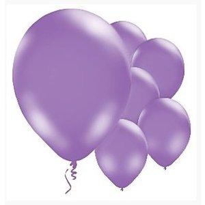 Ballonnen paars