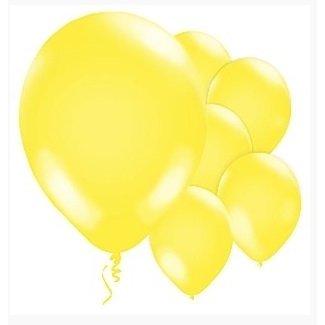 Ballonnen geel metallic