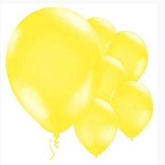 Ballonnen Geel