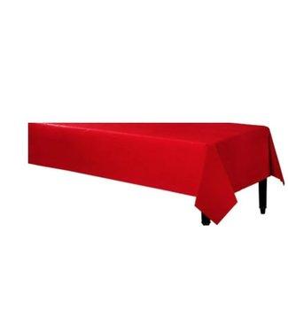 Amscan  Tafelkleed rood