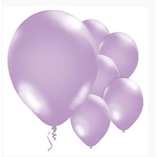Lila ballonnen