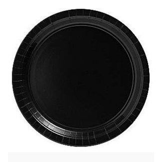 Zwarte bordjes