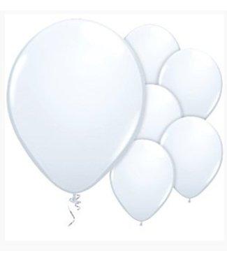 Amscan  Ballonnen wit