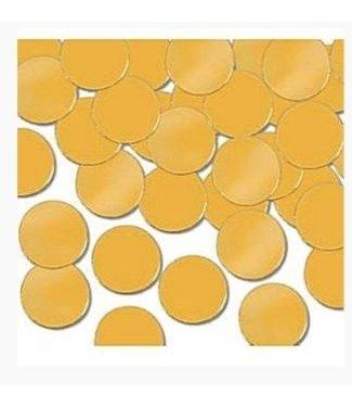 Amscan  Confetti goud dots