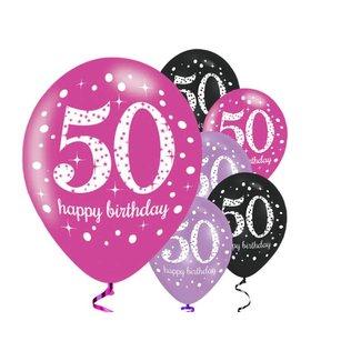 Iets Nieuws 50 jaar feestartikelen & versiering | J-style-deco - J-style-deco &LR73