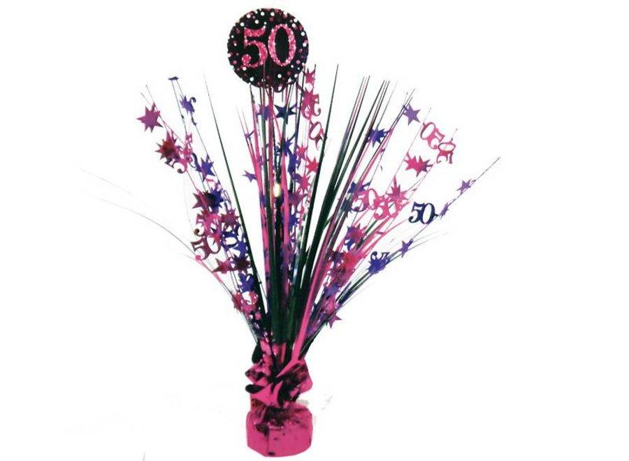 50 Jaar Tafel Decoratie Roze J Style Deco Nl De Online Feestwinkel J Style Deco Nl Grootste Aanbod In Nl