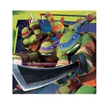 Ninja Turtles servetten