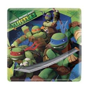 Ninja Turtles bordjes