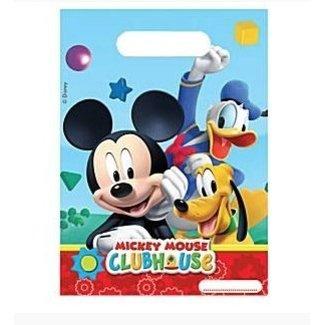 Mickey mouse 1 jaar snoepzakjes