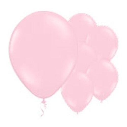 Bloesem roze ballonnen