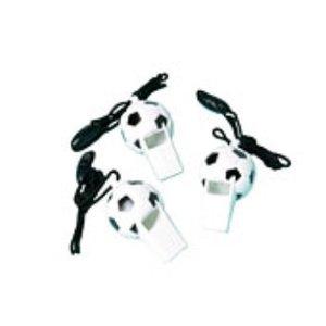 Voetbal fluitjes