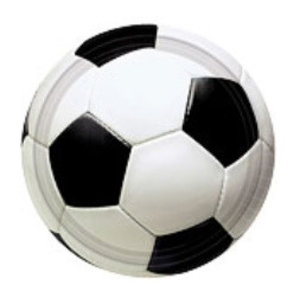 Voetbal borden