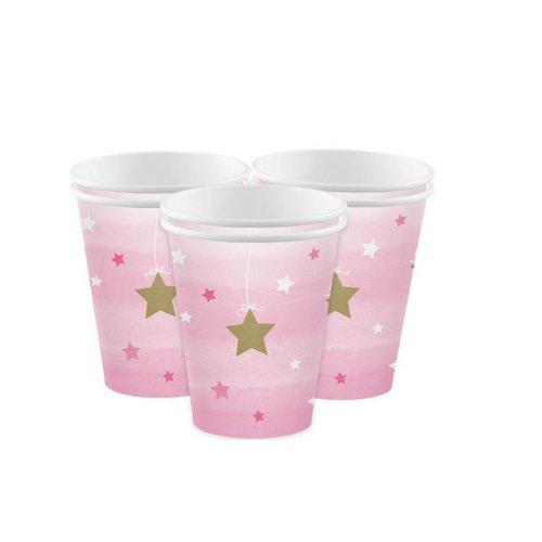 Twinkle bekers roze