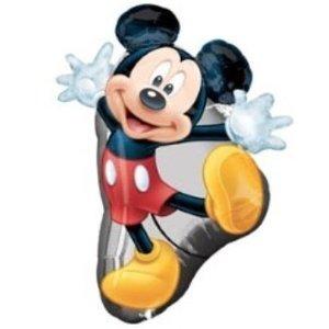 Mickey mouse folie ballon