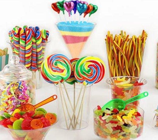 Candy buffet,alles voor jou snoep buffet vindt je hier!