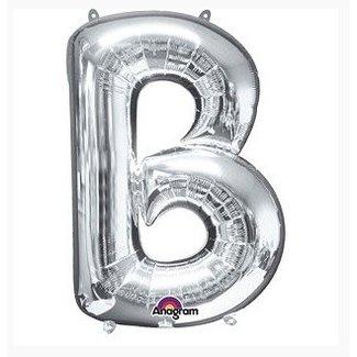 Letter ballon B