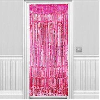 Deur slinger roze