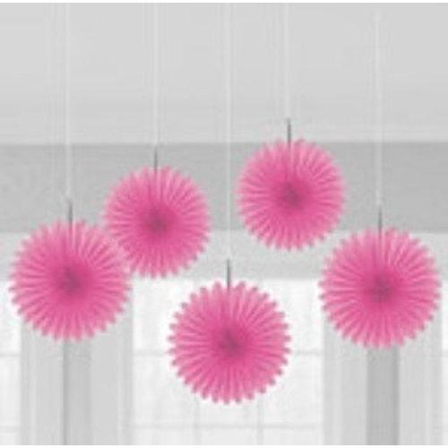 Waaiers set roze