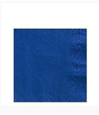 Amscan  Servetten blauw S