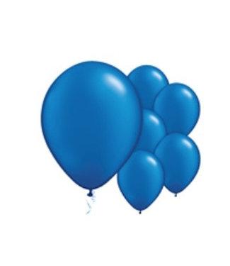 Amscan  Ballonnen donker blauw M