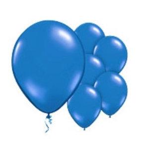 Ballonnen blauw L