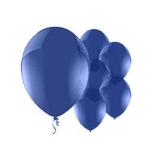 Ballonnen royal blauw L