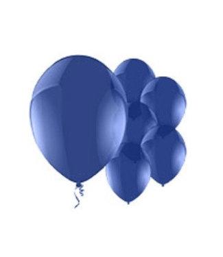 Amscan  Ballonnen royal blauw L