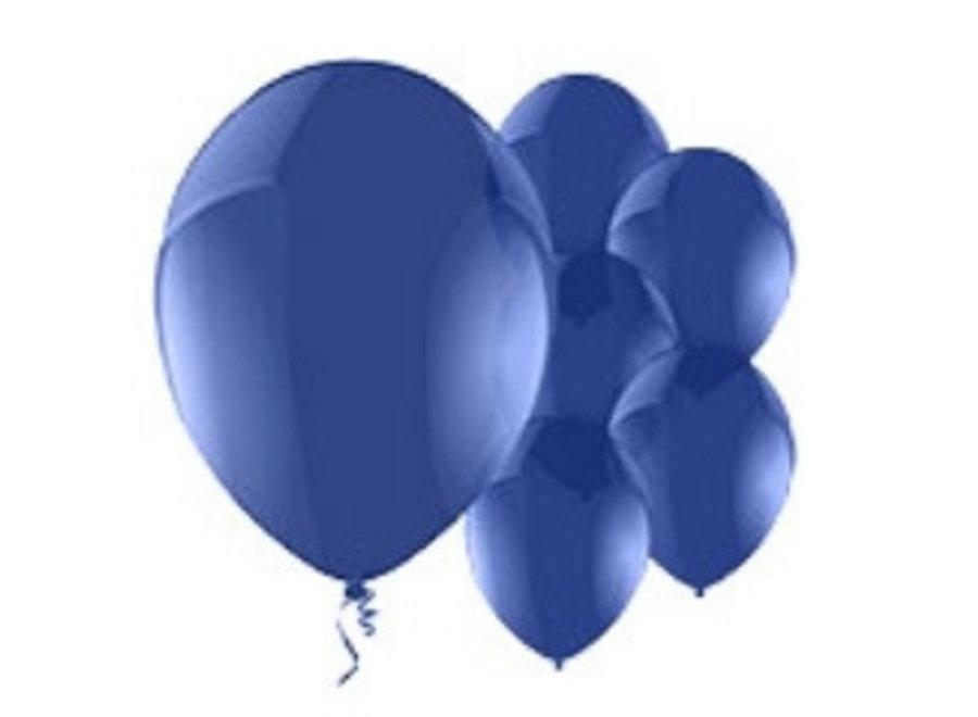 Ballonnen royal blauw
