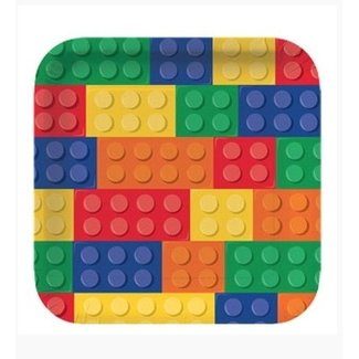 Lego bordjes