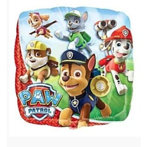 Amscan  Paw Patrol folie ballon
