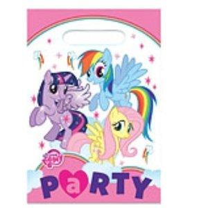 Amscan  My little pony snoepzakjes