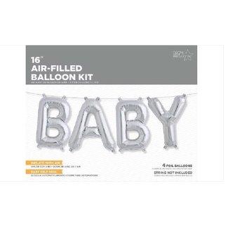 Ballonnen slinger Baby