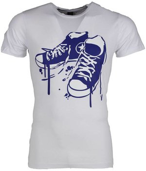 Mascherano T-shirt - Sneakers - White