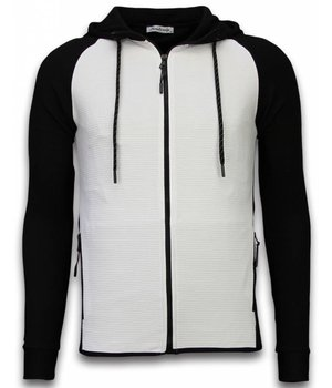 Daniele Volpe Exclusive Tracksuit Windrunner Basic - Black / White