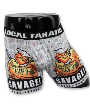 Local Fanatic Men's Underwear Buy - Men's Boxers Popeye