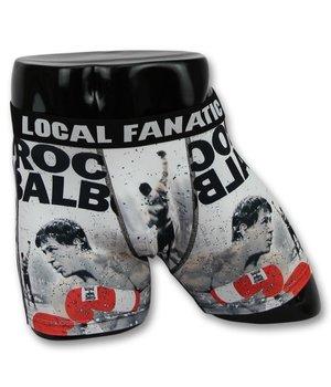 Local Fanatic Rocky Balboa Printed Men Underwear