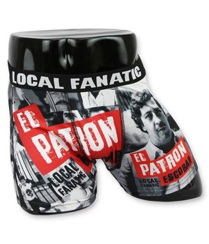 Local Fanatic Men Boxer Shorts Sale - Underpants Men Pablo Escobar