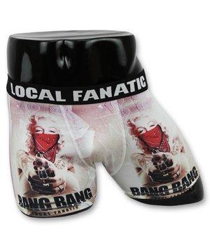 Local Fanatic Boxer shorts Men Sale - Men's underpants Marilyn Monroe
