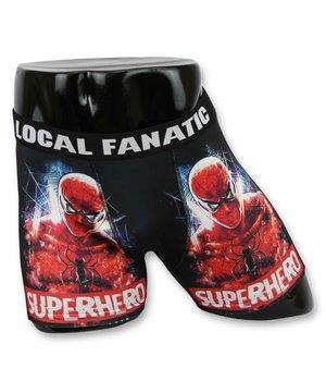 Local Fanatic Men's Boxer Shorts Sale - Men's Underwear Superhero