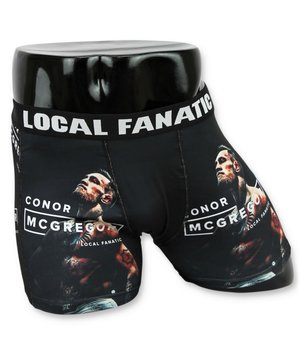 Local Fanatic Men's Boxer Shorts Buy - Underwear Men's Conor McGregor