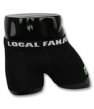 Local Fanatic Men's Boxers Sale - Men's Underwear Skull - Black