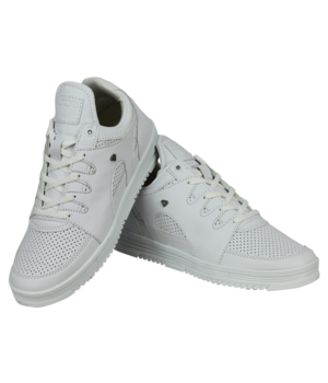 Cash Money Buy White Sneakers - Men States Full White CMS71 - White