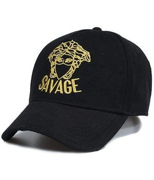 Enos Baseball Cap Men - Savage - Black