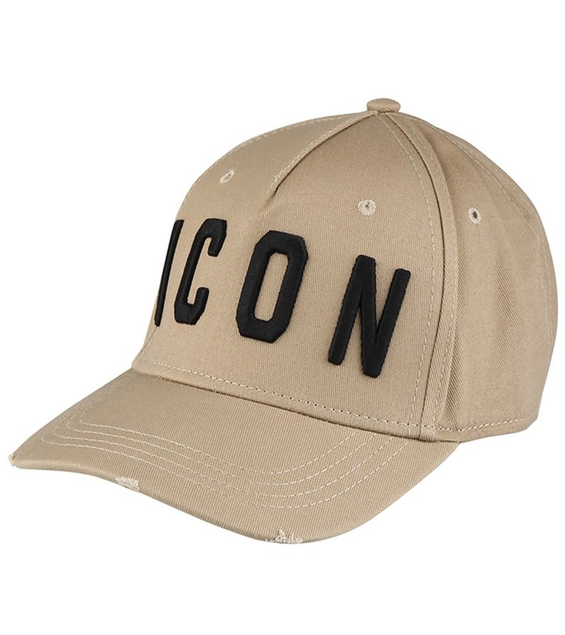 Enos Baseball Cap Men - ICON -BR-V2 - Brown